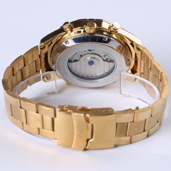 CEAS AUTOMATIC CARGO GOLD SPATE