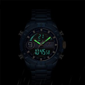 CEAS QUARTZ DUAL TIME HERACLE 15 NOAPTE