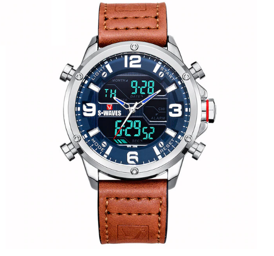 CEAS QUARTZ DUAL TIME ACVILA 14 FRONTAL